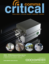Critical comms magazine