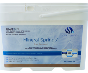 Soft swim mineral springs 5kg a   high res
