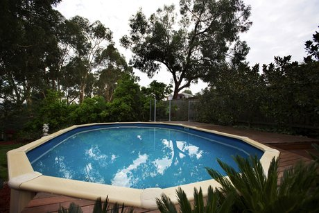 Quick and affordable - above-ground pools making a comeback