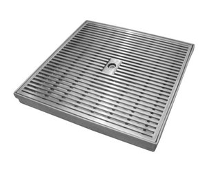 Vincent buda stainless steel grate