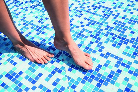 Slip Resistance Requirements For Specifying Aquatic Centre Tiling