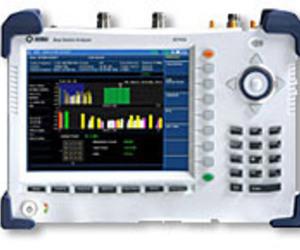 New Drivers: Viavi Solutions CellAdvisor JD740A Signal Analyzer