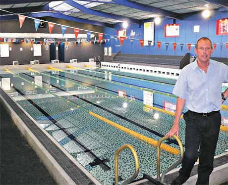 Keith weidner of norwood swim school