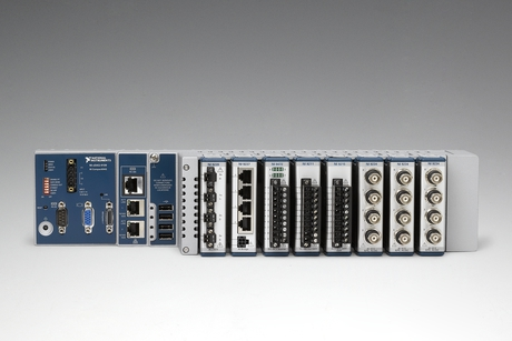 National Instruments stand-alone NI CompactDAQ system