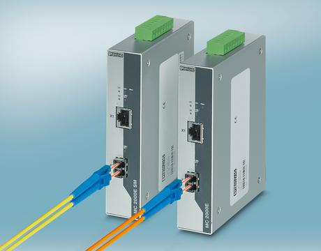 FO Converter New Phoenix Contact FL MC 2000E SM40 LC