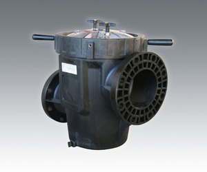 Hydro 5000 commercial strainer