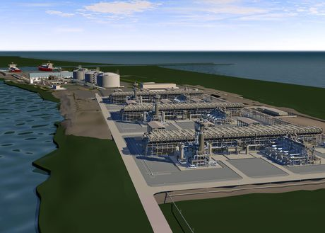 Freeport lng expansion