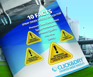 10 facts spray dryer nozzle design
