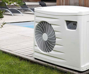 Zodiac powerfirst heat pump