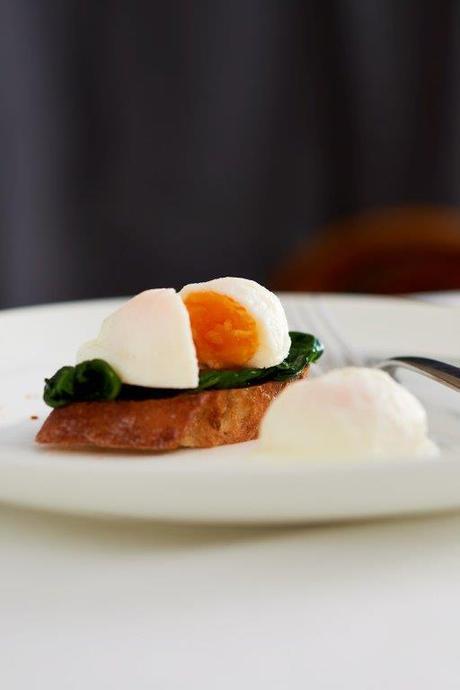 Sunny Queen Poached Eggs