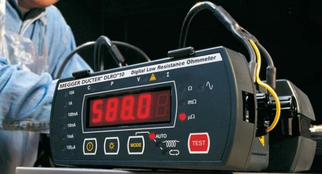 why measure low resistance?Low Resistance Connection Testercan Be Used As Cable Or Wire Tester #20