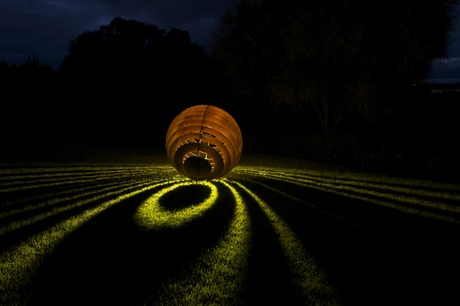 Matt Hill Projects Landscape Lighting And Sculpture