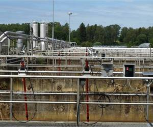 Swedens 3rd largest wwtp