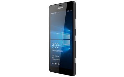 Microsoft Lumia 950 and Lumia 950 XL smartphones