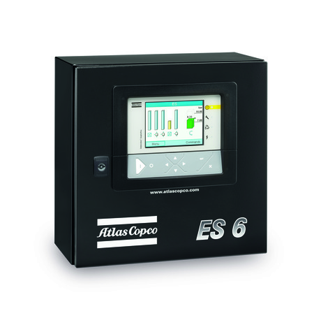 atlas copco es controllers for multiple compressor. Black Bedroom Furniture Sets. Home Design Ideas