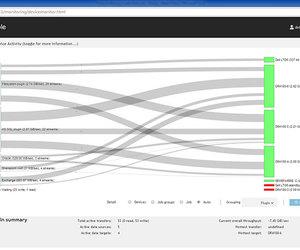 Netvault backup screenshot 1