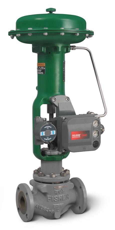 Emerson Fisher FIELDVUE DVC6200p digital valve controller
