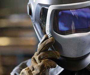 Welding helmet 3m