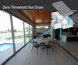 Cds zero threshold slot drain
