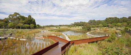 Sydney park water reuse 1