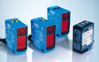 SICK PowerProx MultiTask photoelectric proximity sensors