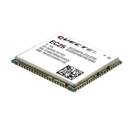 Quectel EC25 IoT/M2M-optimised LTE category 4 high-speed module