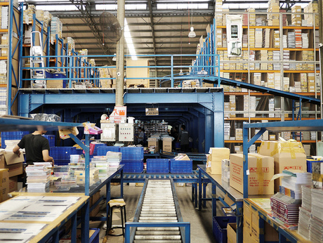 Technology to drive the future of warehousing