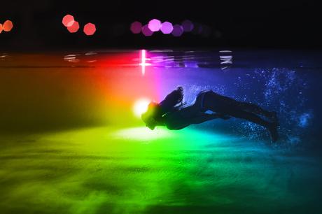 Spa Electrics Multi Plus Led Underwater Light