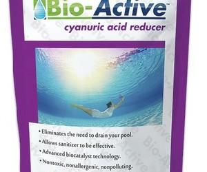 Bio active cyanuric acid reducer 3