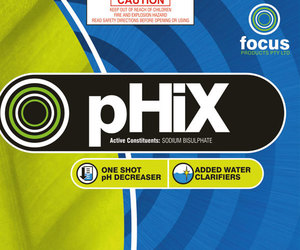 Phix water balance chemicals