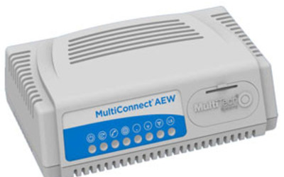 Multitech MultiConnect AEW MT200A2EW-H5-WW PSTN to 3G modem/Ethernet converter