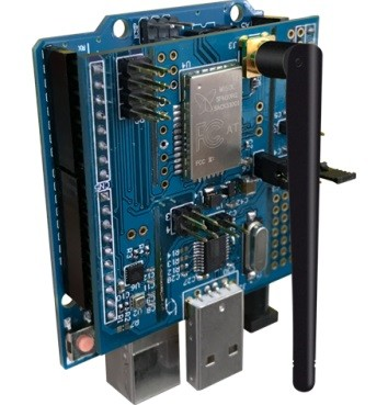 Thinxtra Xkit Sigfox-ready development kit