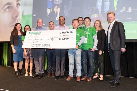 Smart Cities Hackathon winners revealed