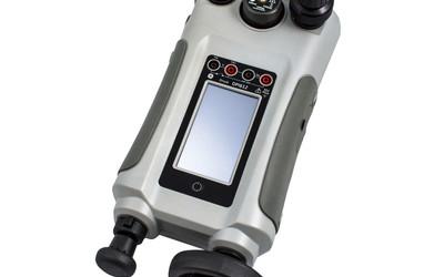 GE Druck DPI 612 calibrator for pressure instrumentation