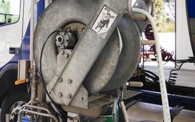 PitBull Heavy Duty Hose reels