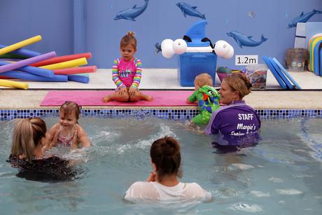 Margie's swim school waterco 9592a