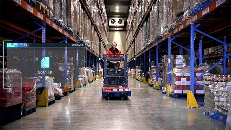 Smart glasses speed up food warehouse operations