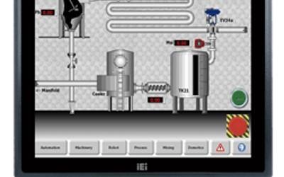 IEI PPC-F19B-BT 19″ intelligent industrial panel PC