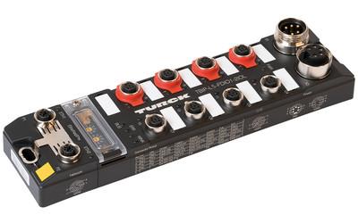 Turck CIP hybrid safety I/O module