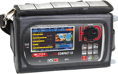 Rover HD TV analyser