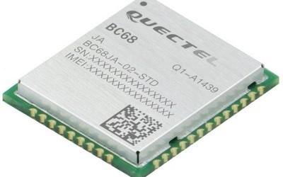 Quectel BC68 Cat.NB1 (NB-IoT) module