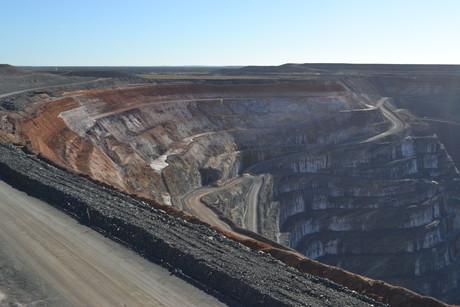 Ashanti mine