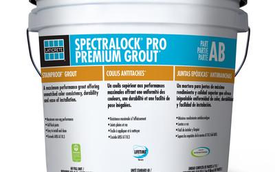 LATICRETE SPECTRALOCK PRO Premium grout