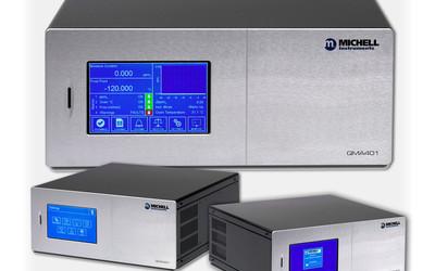 Michell Instruments QMA401 trace moisture analyser