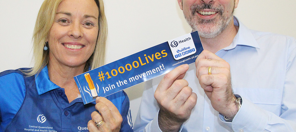 CQ's ambitious plan to save 10,000 lives