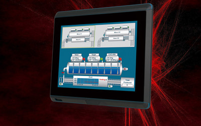 iEi Integration UPC-F12C-ULT3 industrial panel PC