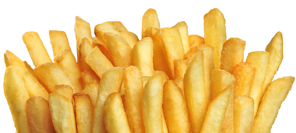 Technology for healthier hot chips