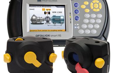 Pruftechnik Optalign Smart RS5 Optical Alignment System