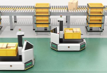 Mobile robotics: forklifts will never be the same again