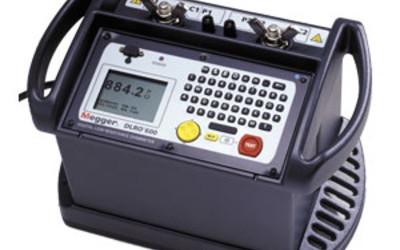 Megger DLRO 600 Digital Micro-ohmmeter